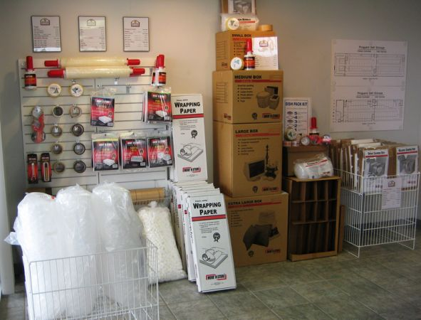Proguard Self Storage - Medical Center 2915 Old Spanish Trl Houston, TX - Photo 1
