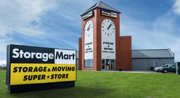 StorageMart - I-29 & 152 Hwy 8900 Nw Prairie View Rd Kansas City, MO - Photo 0
