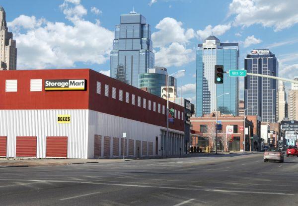 StorageMart - 17th & Grand 1720 Grand Blvd Kansas City, MO - Photo 0