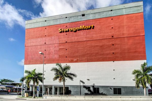 StorageMart - SW 7th St & 2nd Ave 640 SW 2nd Ave Miami, FL - Photo 0