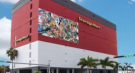 StorageMart - SW 7th St & 2nd Ave 640 SW 2nd Ave Miami, FL - Photo 0