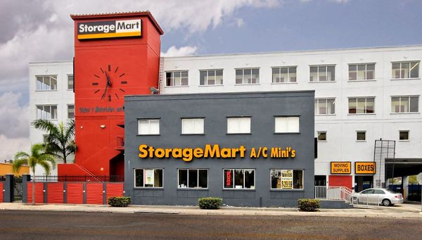 StorageMart - NW 7th St at Red Rd 4920 NW 7th St Miami, FL - Photo 0