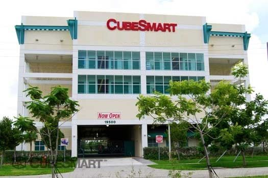CubeSmart Self Storage - Miami - 19500 W Dixie Hwy 19500 W Dixie Hwy Miami, FL - Photo 0
