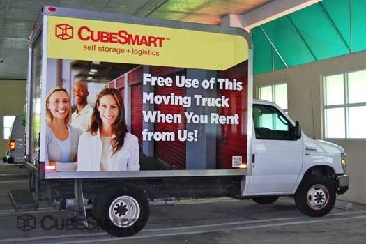 CubeSmart Self Storage - Miami - 19500 W Dixie Hwy 19500 W Dixie Hwy Miami, FL - Photo 2