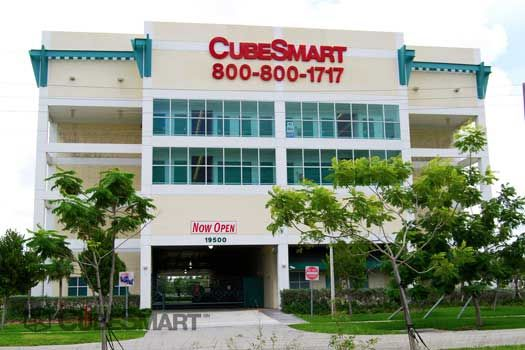 CubeSmart Self Storage - Miami - 19500 W Dixie Hwy 19500 West Dixie Highway Miami, FL - Photo 1