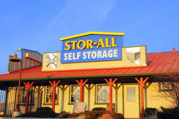 Stor-All - Dayton 8 Retail Rd Dayton, NV - Photo 0