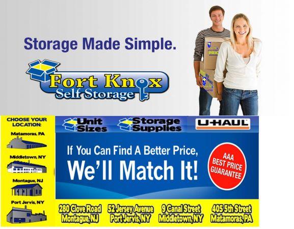 Fort Knox Self Storage - Montague 280 Clove Rd Montague, NJ - Photo 17