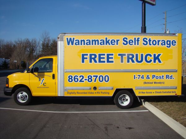 Good ... Wanamaker Self Storage3730 Cindy Ln   Indianapolis, IN   Photo 5 ...