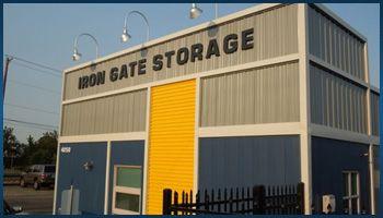 Iron Gate Storage - Beaverton 4050 SW 160th Ave Beaverton, OR - Photo 1