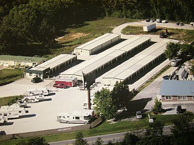 Joey's Self Storage - Ozark 1091 N 40th St Nixa, MO - Photo 0