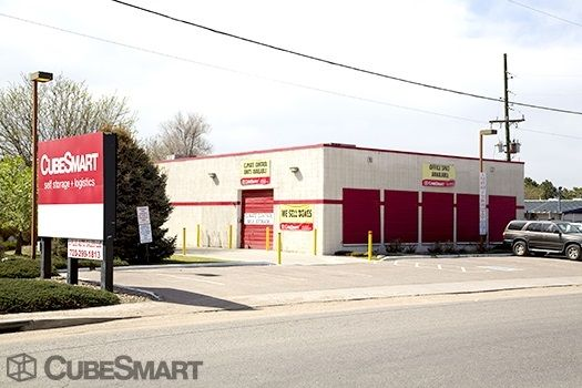 CubeSmart Self Storage - Denver - 2125 S Valentia St 2125 S Valentia St Denver, CO - Photo 1
