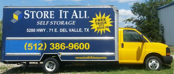 Store It All Storage - Del Valle 5280 East Highway 71 Del Valle, TX - Photo 8