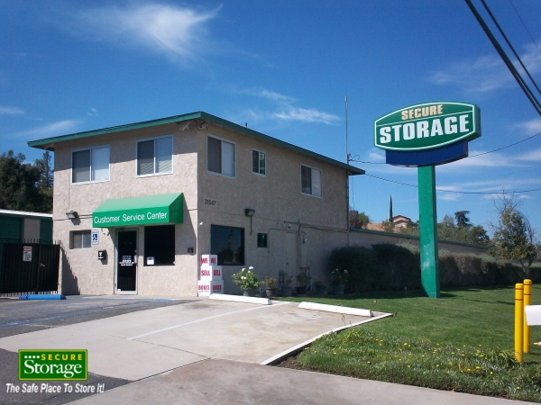Secure Self Storage31547 Outer Highway 10 - Redlands, CA - Photo 1