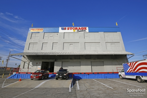 US Storage Centers - Vernon4250 S Alameda St - Vernon, CA - Photo 1