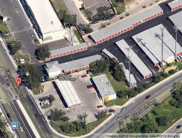 Guardian Self Storage - Military12720 Northwest Military Highway - San Antonio, TX - Photo 3