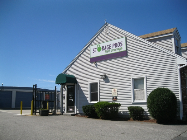 Storage Pros - Fall River55 Father Devalles Blvd - Fall River, MA - Photo 0