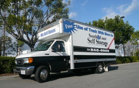 South Coast Self Storage3480 W Warner Ave - Santa Ana, CA - Photo 5