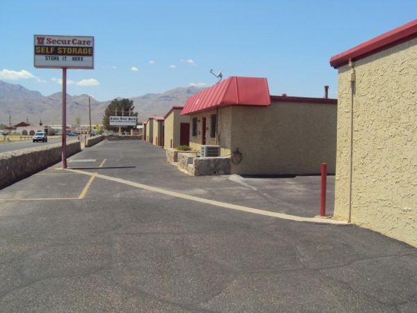 SecurCare Self Storage - El Paso - Will Ruth Ave.5717 Will Ruth Ave - El Paso, TX - Photo 0