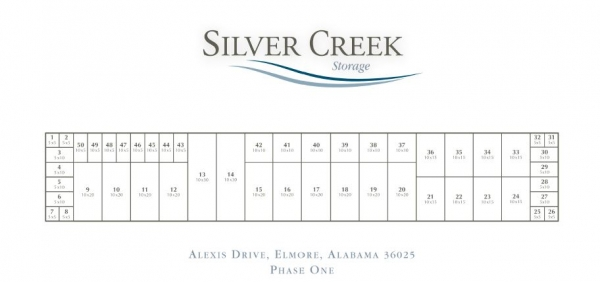 Silver Creek Storage331 Alexis Drive - Elmore, AL - Photo 4