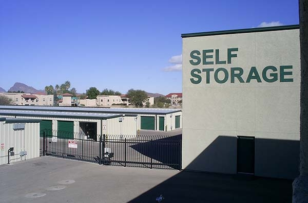 StorQuest Self Storage6400 South Commerce Court - Tucson, AZ - Photo 1