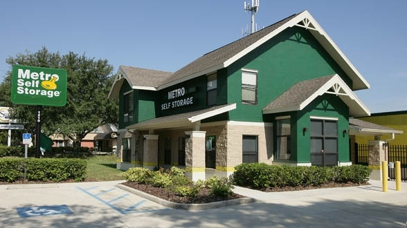 Metro Self Storage - Tampa/Fletcher Ave.1210 W Fletcher Ave - Tampa, FL - Photo 0