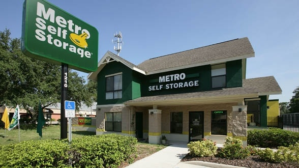 Metro Self Storage - Tampa/Fletcher Ave.1210 W Fletcher Ave - Tampa, FL - Photo 1