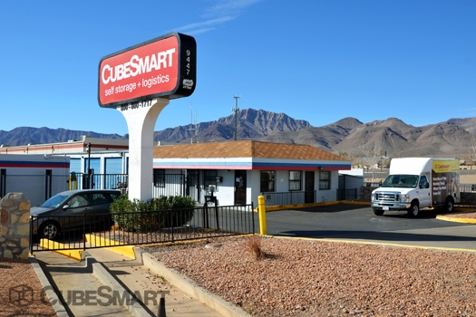 CubeSmart Self Storage9447 Diana Drive - El Paso, TX - Photo 0