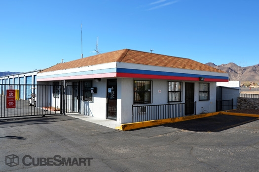 CubeSmart Self Storage9447 Diana Drive - El Paso, TX - Photo 1