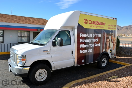 CubeSmart Self Storage9447 Diana Drive - El Paso, TX - Photo 2