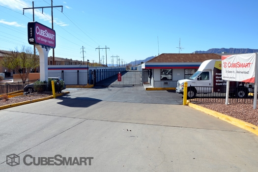 CubeSmart Self Storage9447 Diana Drive - El Paso, TX - Photo 5