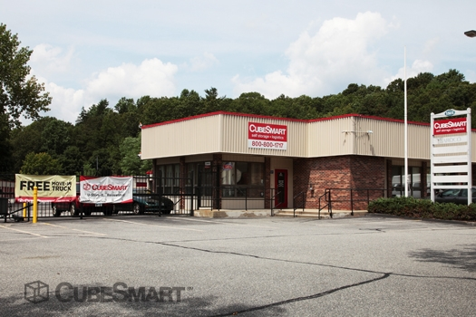 CubeSmart Self Storage1501 Route 12 - Gales Ferry, CT - Photo 0