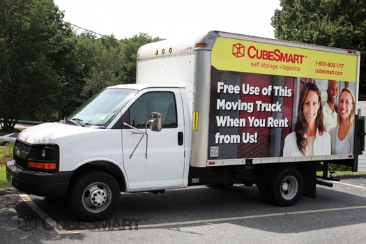 CubeSmart Self Storage1501 Route 12 - Gales Ferry, CT - Photo 2