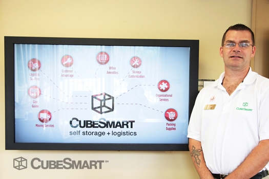 CubeSmart Self Storage1501 Route 12 - Gales Ferry, CT - Photo 9