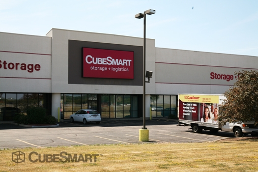 CubeSmart Self Storage4720 Warrensville Center Road - North Randall, OH - Photo 0