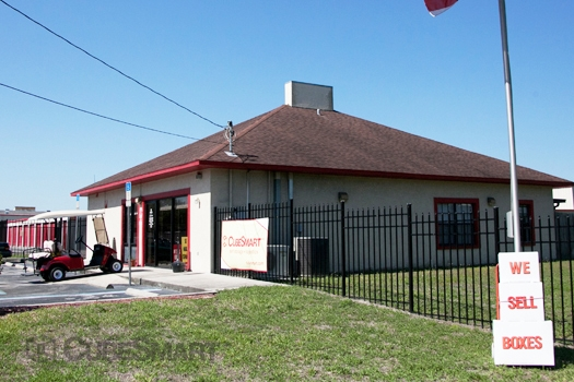 CubeSmart Self Storage14902 North 12Th Street - Lutz, FL - Photo 1