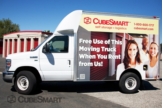 CubeSmart Self Storage541 Harbor Blvd - West Sacramento, CA - Photo 2