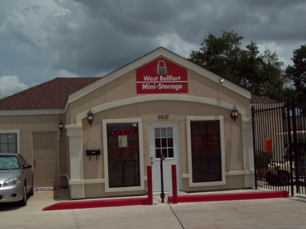 West Bellfort Self Storage9831 W Bellfort St - Houston, TX - Photo 0