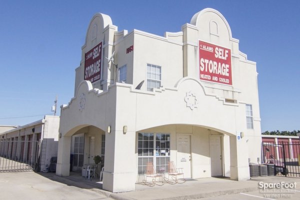 Alamo Self Storage - Carrollton1953 E Frankford Rd - Carrollton, TX - Photo 0