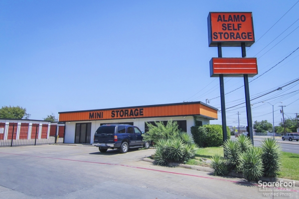 Alamo Self Storage - Dependable2855 Fort Worth Ave - Dallas, TX - Photo 0