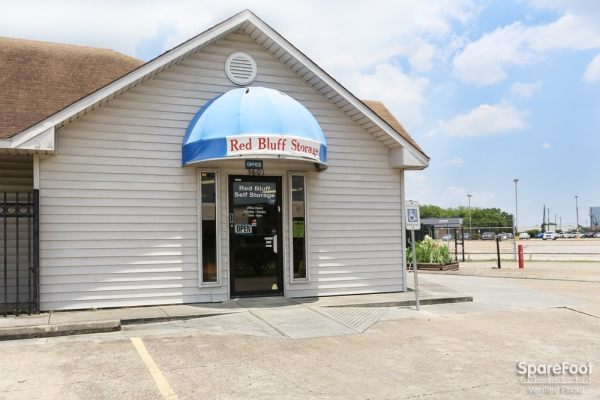 Red Bluff Self Storage3601 Red Bluff Rd - Pasadena, TX - Photo 0