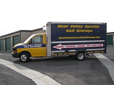 Bear Valley Apatite Self Storage12217 Apatite Ave - Victorville, CA - Photo 1