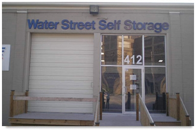 Water Street Self Storage412 S Water St - Milwaukee, WI - Photo 0