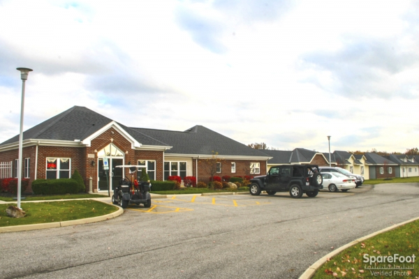 Security Self Storage - Golf Village7533 Woodcutter Dr - Powell, OH - Photo 2