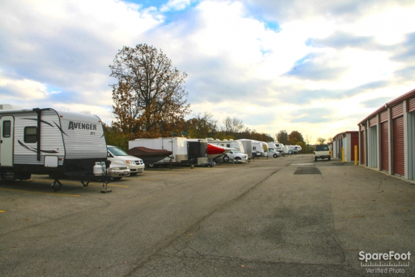Security Self Storage - Golf Village7533 Woodcutter Dr - Powell, OH - Photo 9