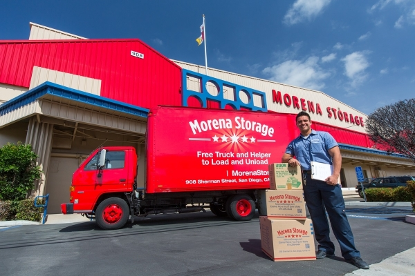 Morena Storage908 Sherman St - San Diego, CA - Photo 0