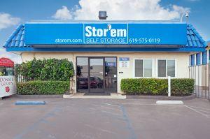 Photo of Stor'em Self Storage - Chula Vista