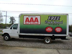 Photo of AAA Self Storage - High Point - High Point Rd