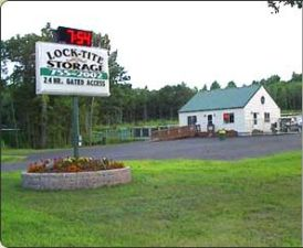 Photo of Lock - Tite Storage