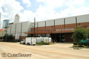 Photo of CubeSmart Self Storage - Houston - 1019 W Dallas St