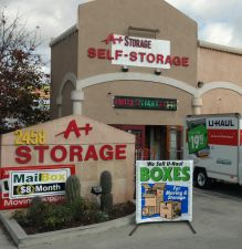 Photo of A+ Storage - Costa Mesa Self Storage